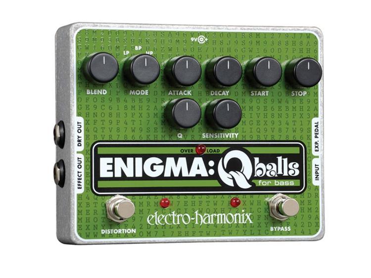 Electro-Harmonix Enigma Bass Envelope Filter image 1