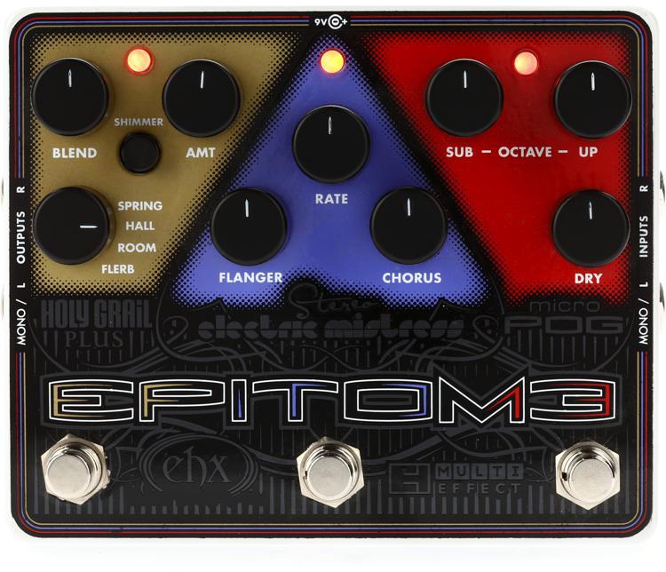 Electro-Harmonix Epitome Multi-effects Pedal image 1