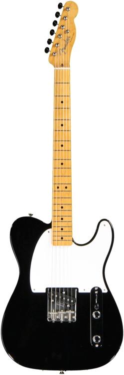 Fender \'50s Esquire - Black image 1