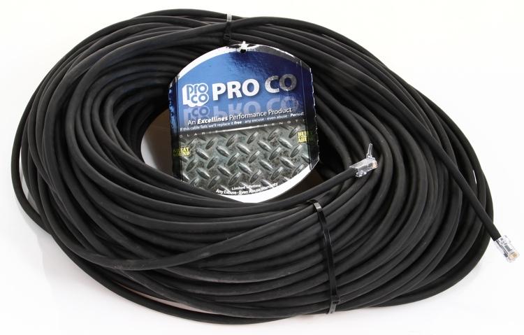 Pro Co Excllines ProCat 5 Cable - 300\' image 1
