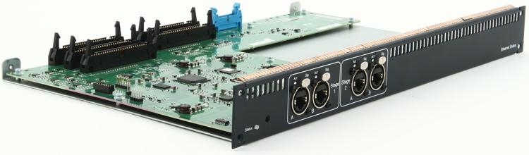 Avid VENUE VENUE Ethernet Snake Card image 1