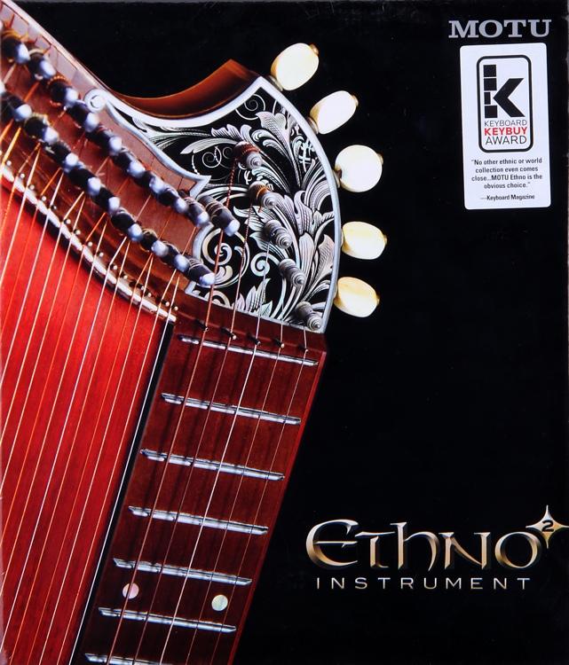 MOTU Ethno Instrument 2 image 1
