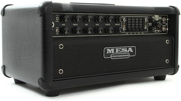 Mesa/Boogie Express 5:25 Plus 25-watt Tube Head - Black image 1