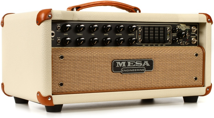 Mesa/Boogie Express 5:25 Plus 25-watt Tube Head - Cream Bronco image 1