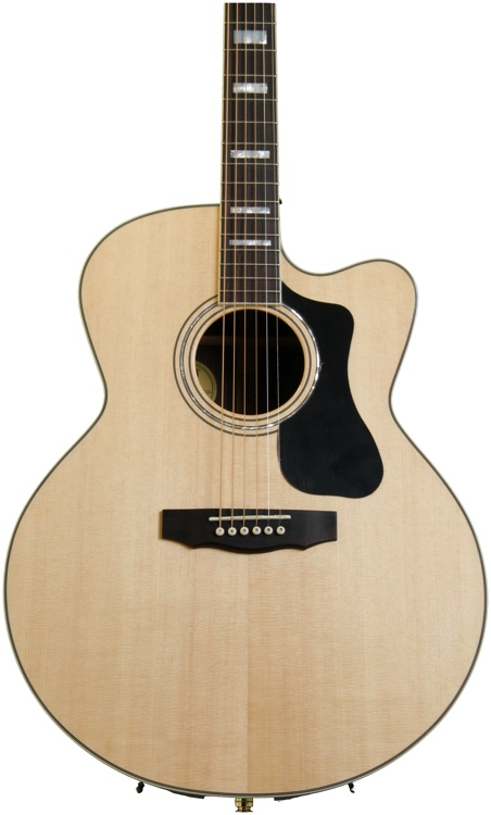 Guild F150RCE Jumbo Acoustic Electric - Natural image 1
