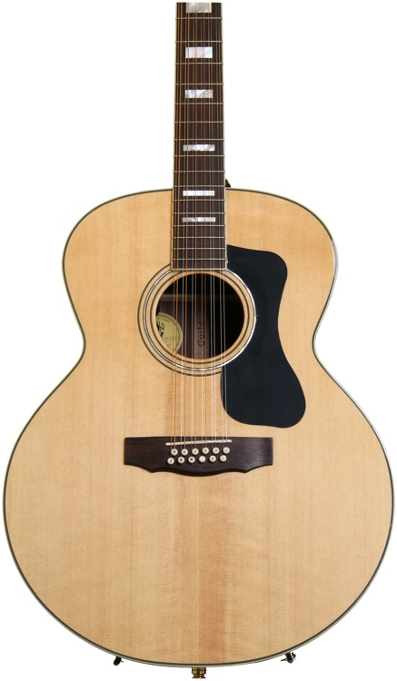 Guild F-1512E 12 String Acoustic Electric image 1