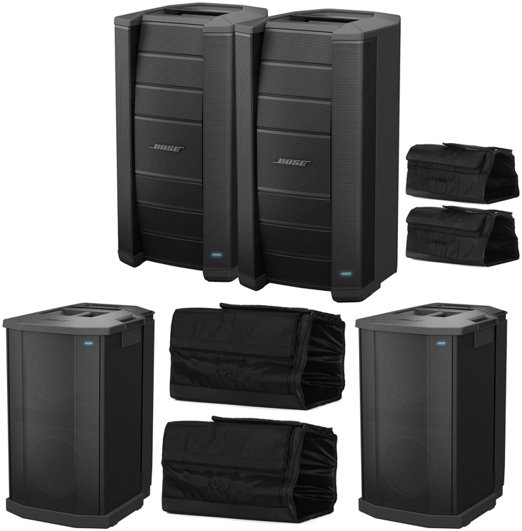 Bose Sound System >> Bose F1 Pa Package Sweetwater