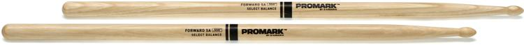 Promark Forward Balance Hickory Drum Sticks - .550