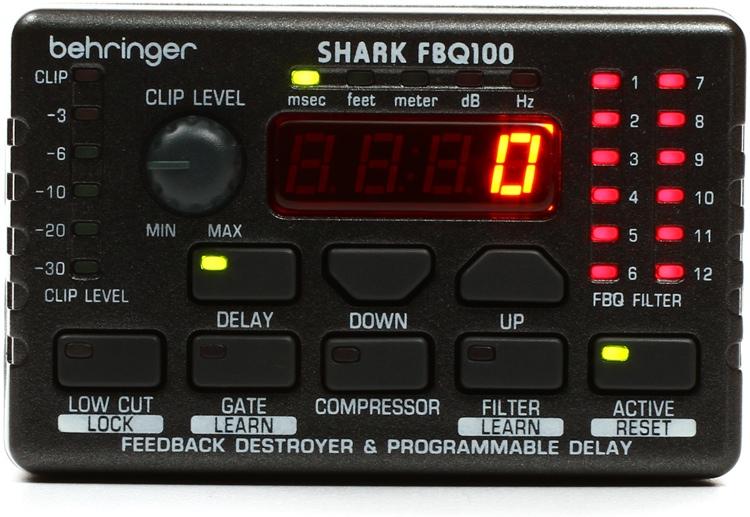 Behringer Shark FBQ100 image 1