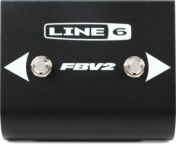 Line 6 FBV2 2-Button Footswitch image 1