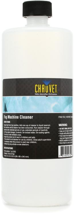 Chauvet DJ FCQ Fog Machine Cleaner - 1 Quart image 1