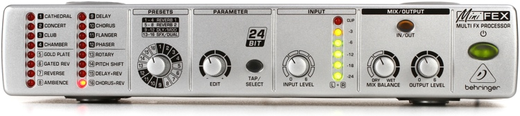 Behringer MiniFEX FEX800 image 1