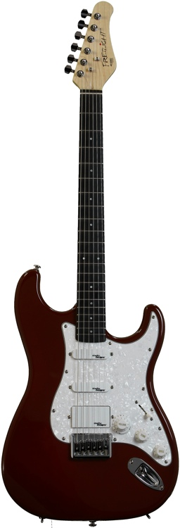Fretlight FG-421 - Renegade Red image 1