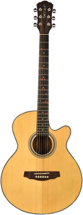 Fretlight FG-507 Guitar Learning System - Nat image 1