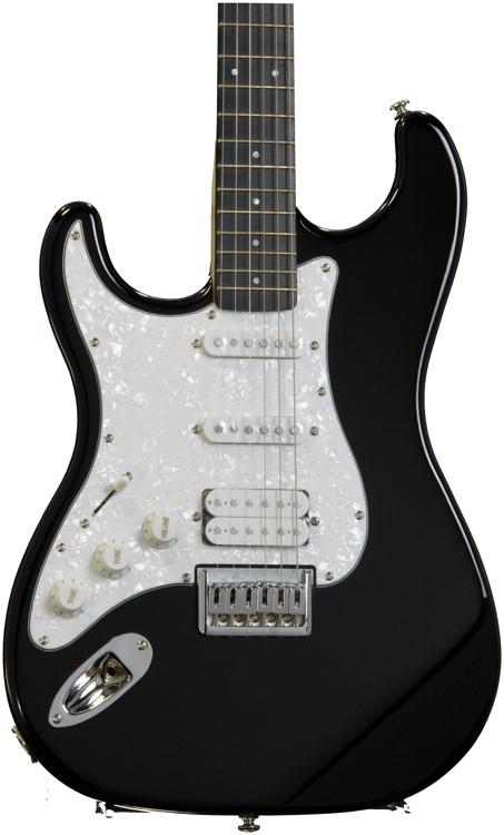 Fretlight FG-521 Guitar Learning System - Black, Left Handed image 1
