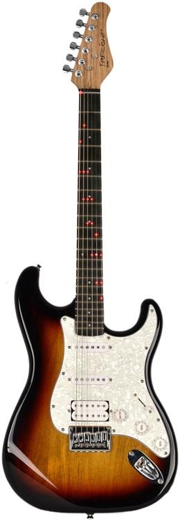 Fretlight FG-521 Guitar Learning System - Sunburst image 1