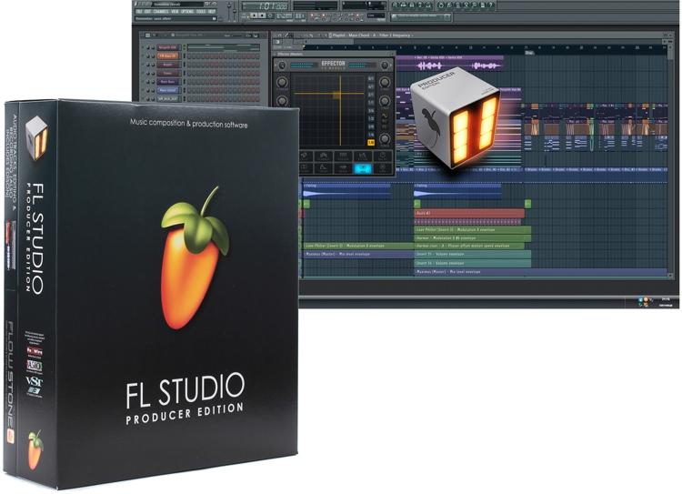 Image Line FL Studio 11 Producer Edition (boxed) image 1