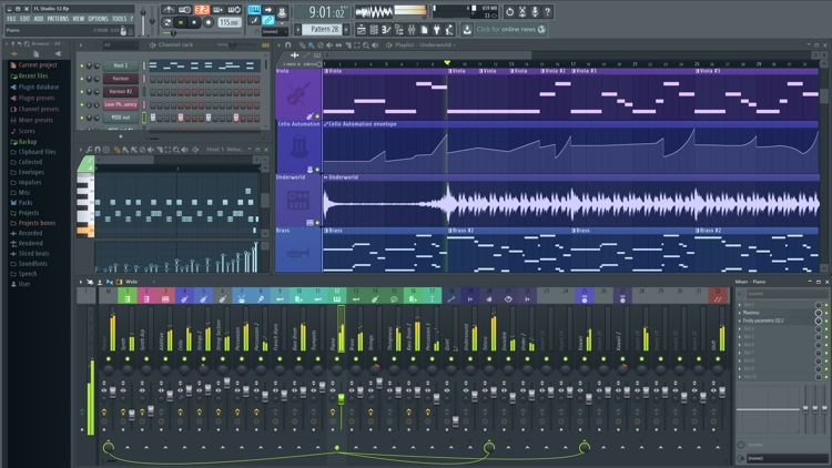 Image Line FL Studio 12 Signature Edition image 1