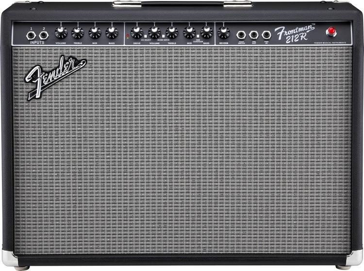 Fender Frontman 212R - Black image 1