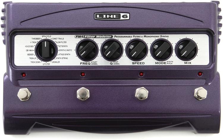 Line 6 FM4 Filter Modeler image 1