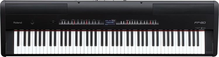Roland FP-80 - Black image 1
