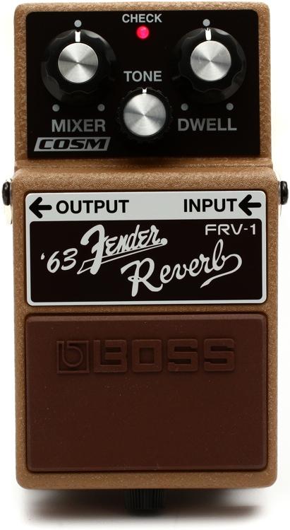 Boss FRV-1 \'63 Fender Reverb image 1