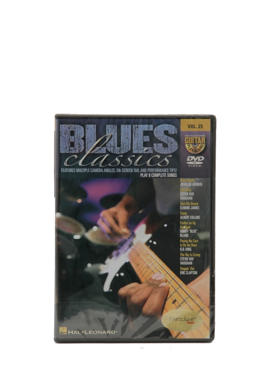 Fretlight Ready Video: Blues Classics image 1