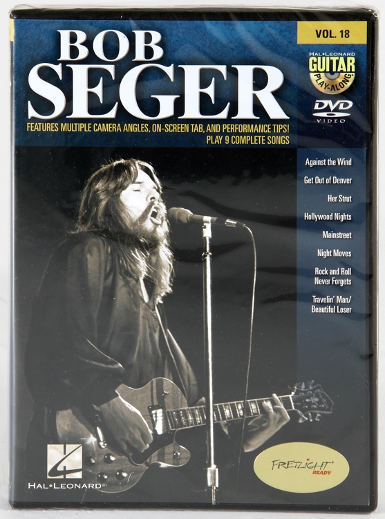 Fretlight Ready Video: Bob Seger image 1