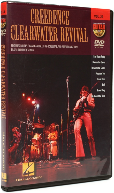 Fretlight Ready Video: Creedence Clearwater Revival image 1