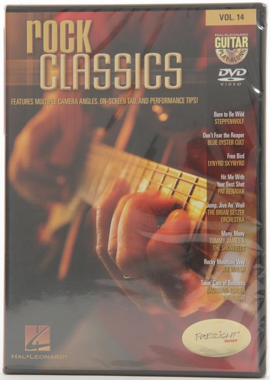 Fretlight Ready Video: Rock Classics image 1