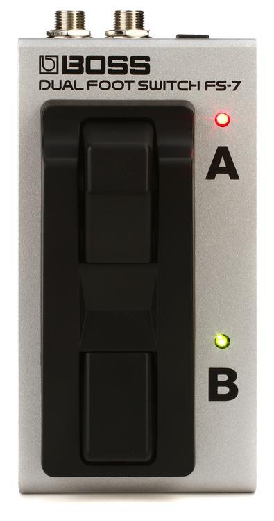 Boss FS-7 Dual Foot Switch image 1