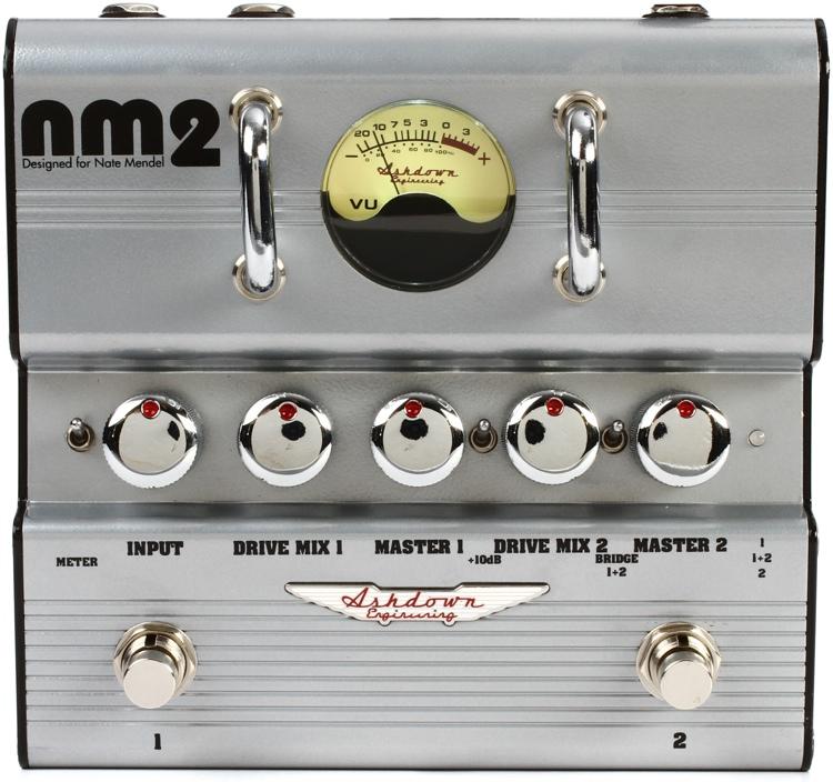 Ashdown NM2 Nate Mendel Double Drive Bass Pedal image 1