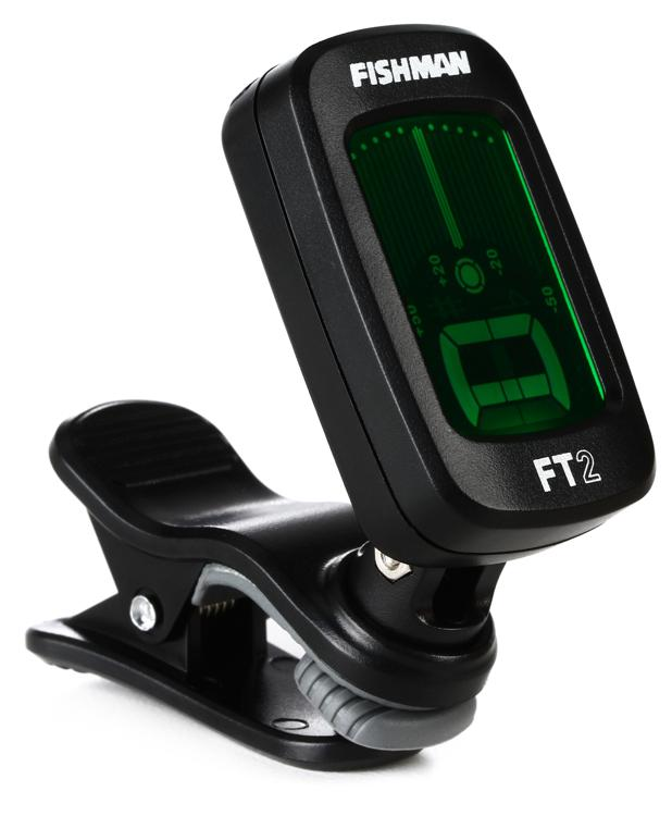 Fishman FT-2 Clip-on Acoustic Tuner image 1