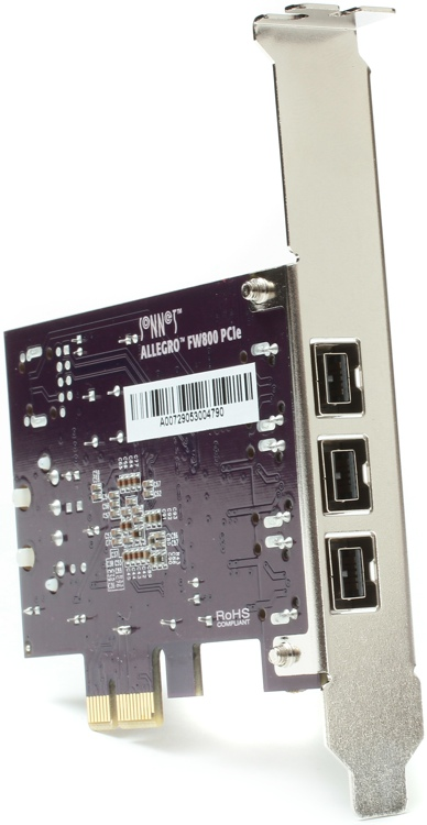 Sonnet Technologies 3-port FireWire 800 PCIe Card Adapter image 1