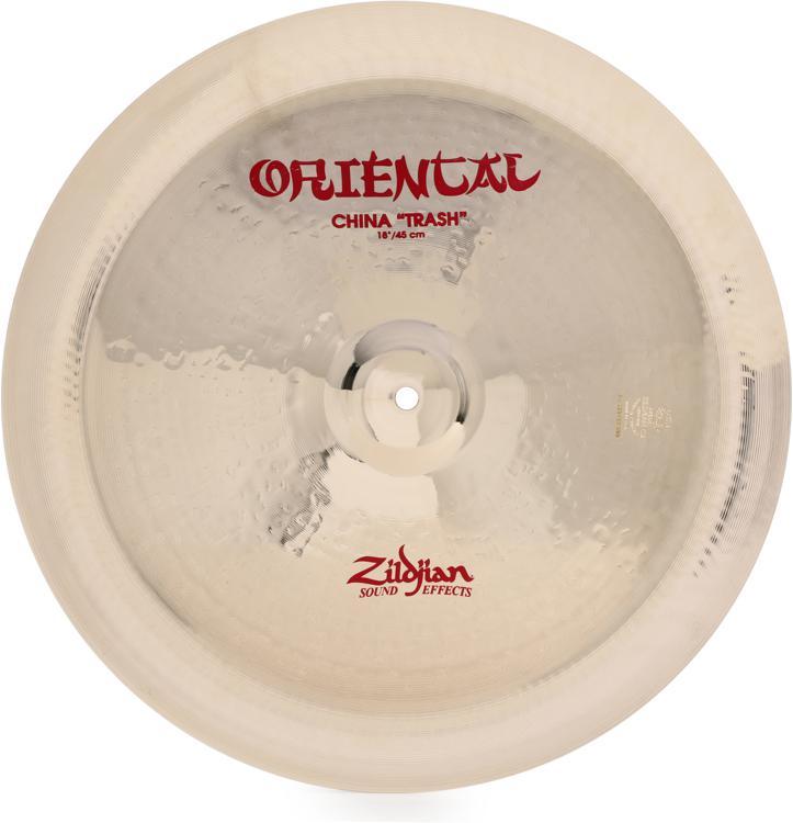 Zildjian FX Oriental China Trash - 18