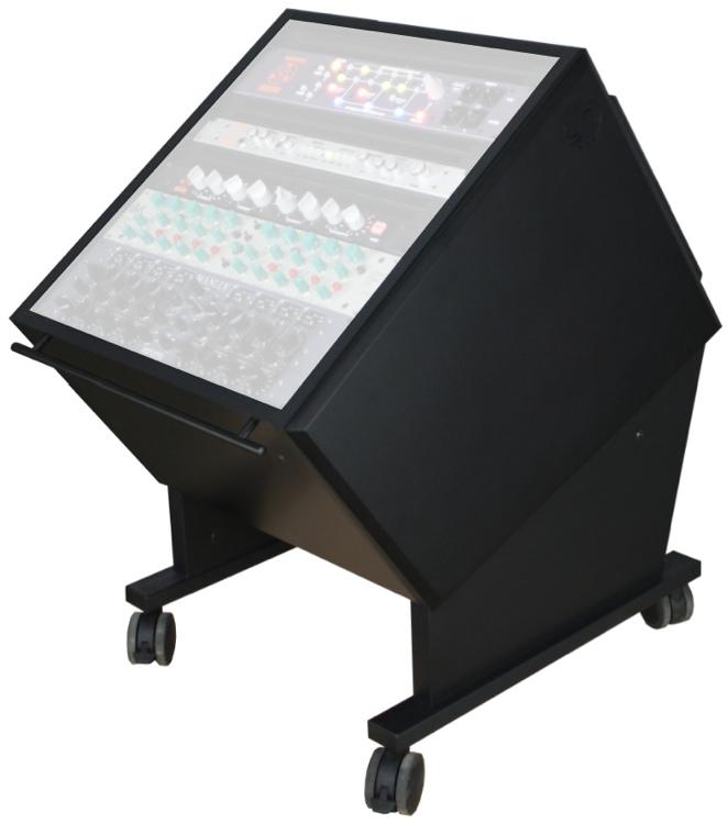 Sterling Modular Raised Face-Up Rack - Black image 1