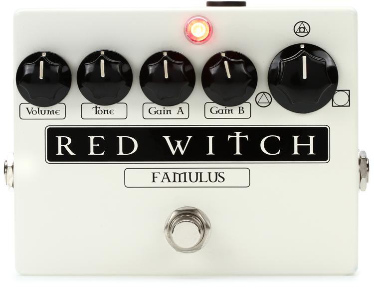Red Witch Famulus Distortion / Overdrive Pedal image 1