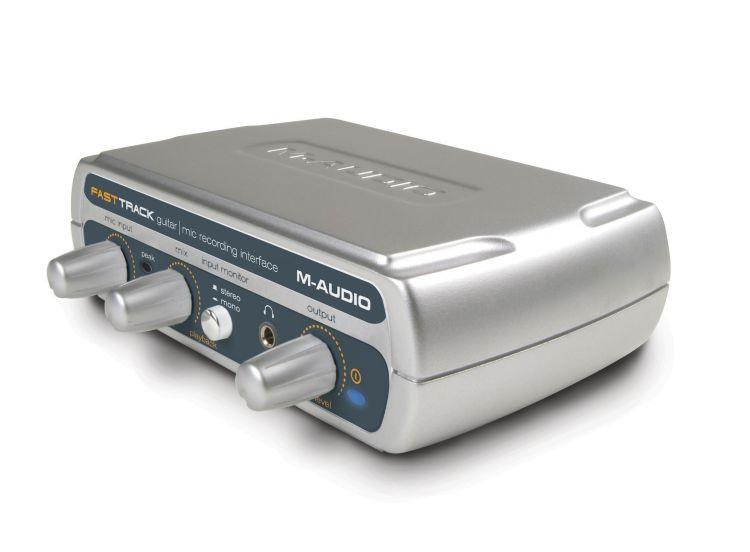 m audio drivers fast track ultra