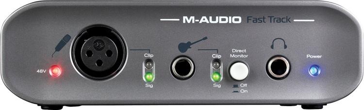 M-Audio Fast Track USB image 1