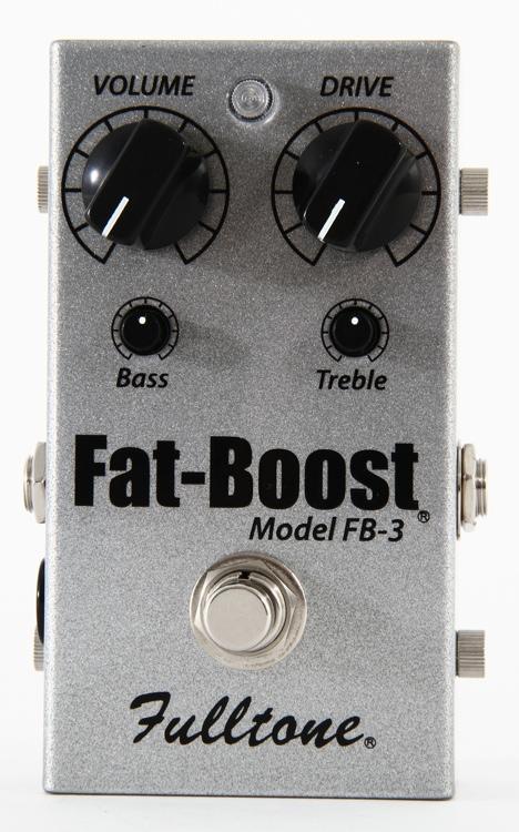 Fulltone FB-3 Fat-Boost 3 Boost image 1