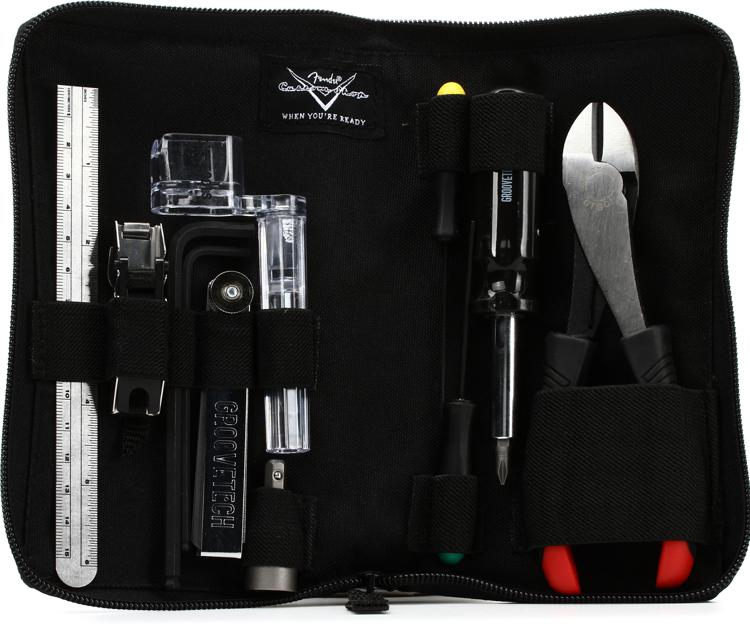 Fender Custom Shop Tool Kit by Cruztools image 1