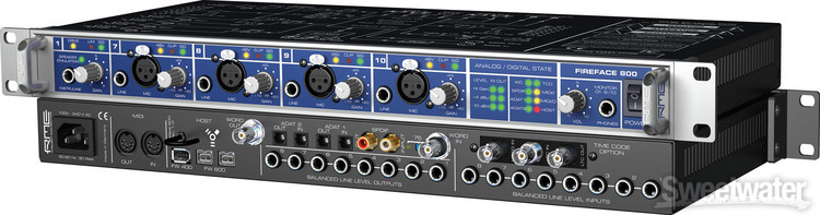 RME Fireface 800 image 1
