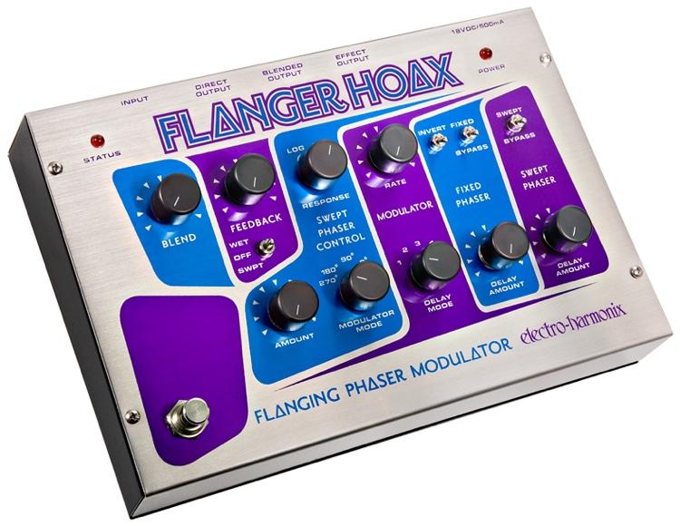 Electro-Harmonix Flanger Hoax Phaser/Flanger/Modulator image 1