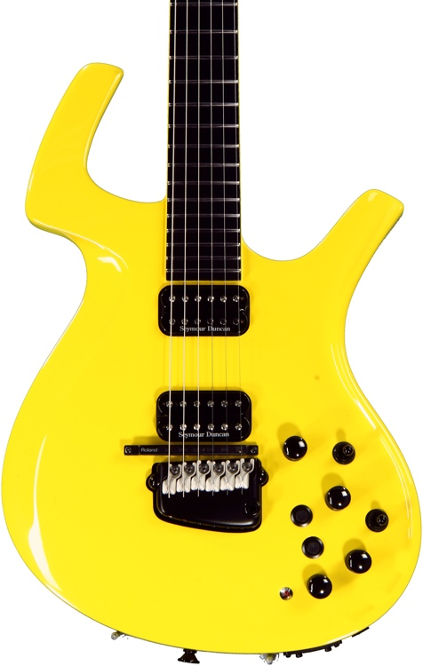 Parker Fly Mojo MIDI - Taxicab Yellow image 1