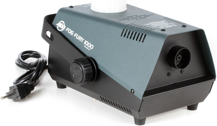 ADJ Fog Fury 1000 Compact Fog Machine (3,500 CFM) image 1