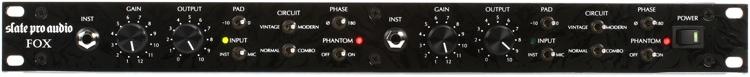 Studio Electronics Slate Pro Audio Fox image 1