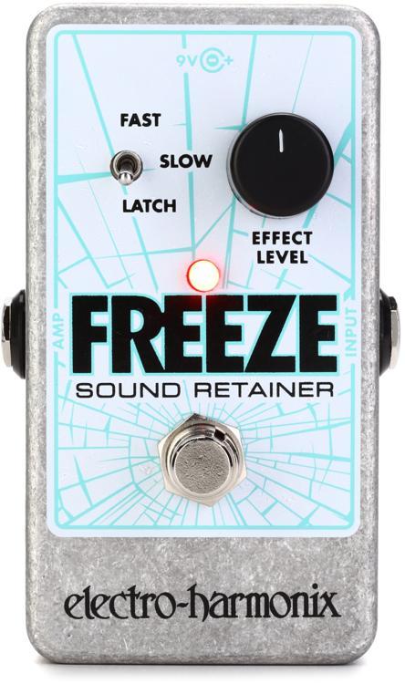 Electro-Harmonix Freeze Sound Retainer Pedal image 1