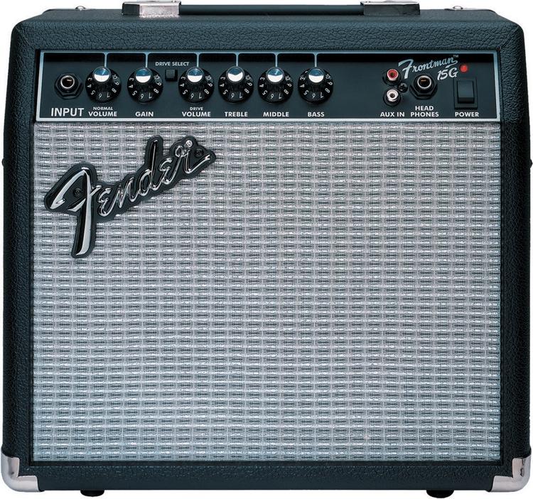 Fender Frontman 15G image 1