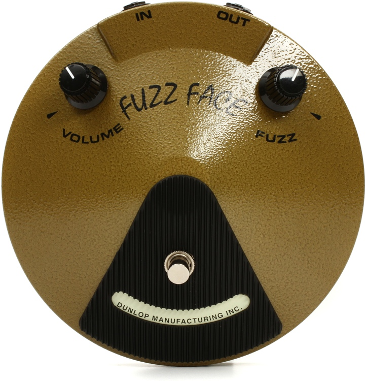 Dunlop EJF1 Eric Johnson Fuzz Face Pedal image 1