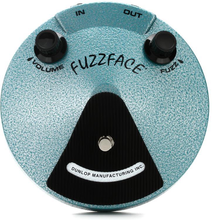 Dunlop JHF1 Jimi Hendrix Fuzz Face Pedal image 1